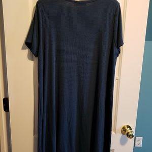 Renee C Striped T-shirt Dress - Stitch Fix